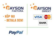 Våra betalningsmöjligheter