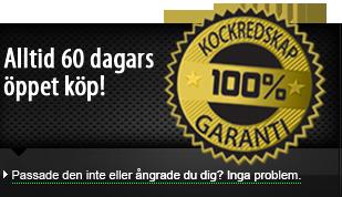 Alltid 60 dagars öppet köp på Kockredskap.se!